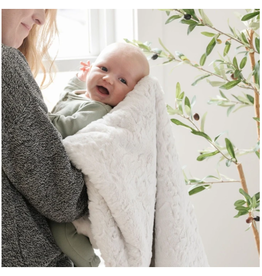 Saranoni Receiving Blanket (30'' x 40'') Pearl Dream
