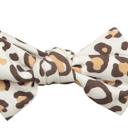 Angel Dear Knot Bow, Leopard