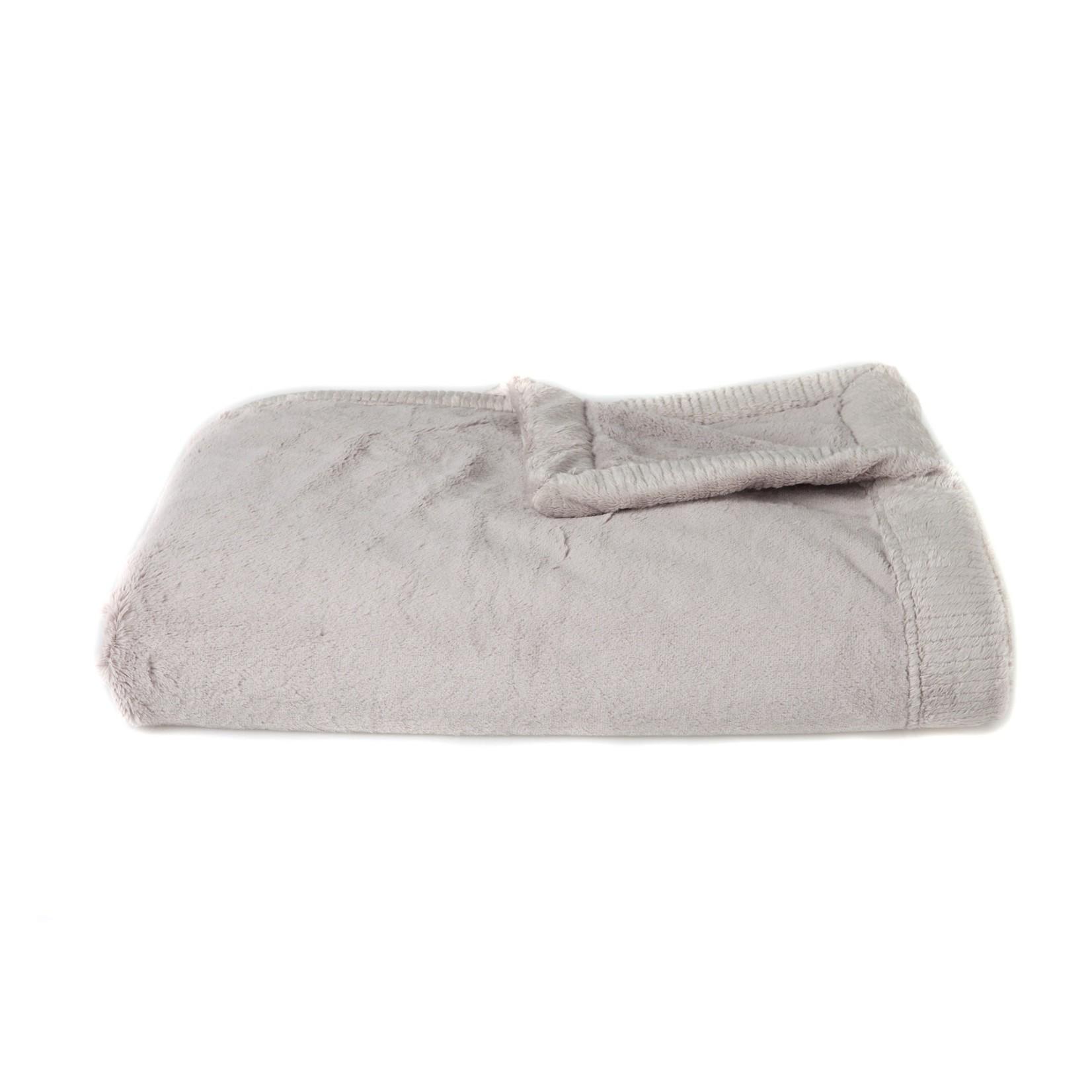 Saranoni Mini Blanket (15'' x 20'') Feather Lush