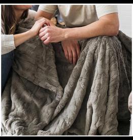Saranoni Throw Blanket Cashmere (50''x60'')