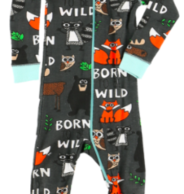 Lazy One Born Wild Unionsuit