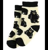 Lazy One Baby Bear Infant Socks