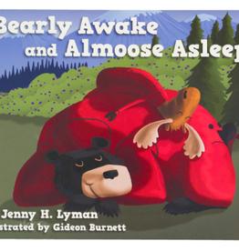 Lazy One Bearly Awake Book