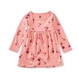 Tea Collection Empire Baby Dress - Chiquita Flora