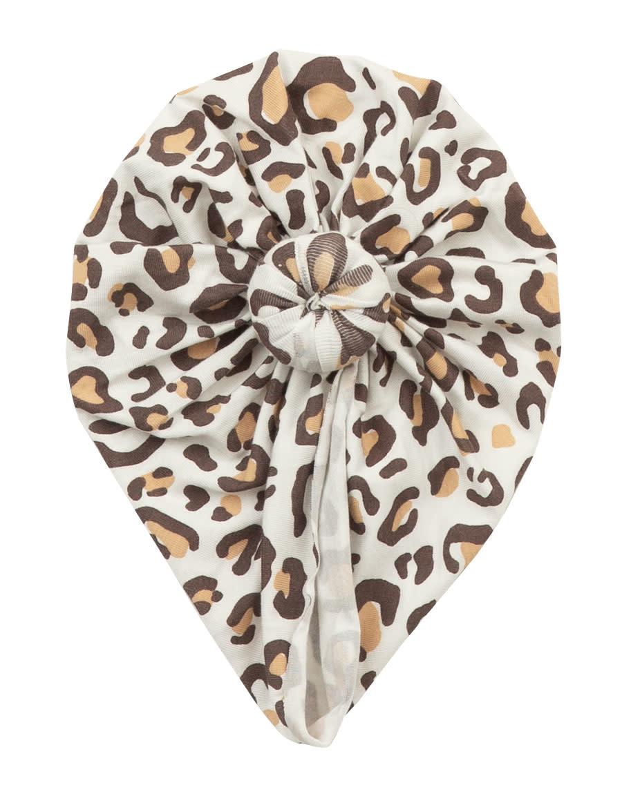 Angel Dear Leopard Head Wrap 6-12M