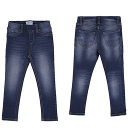 Mayoral Denim Dark Jeans for Girl 4T