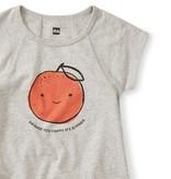 Tea Collection Orange You Happy Tunic Top 6