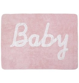 Lorena Canals Baby Petit Point Pink