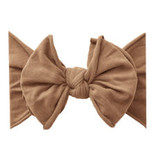 Baby Bling Bows Fab-Bow-Lous : Camel