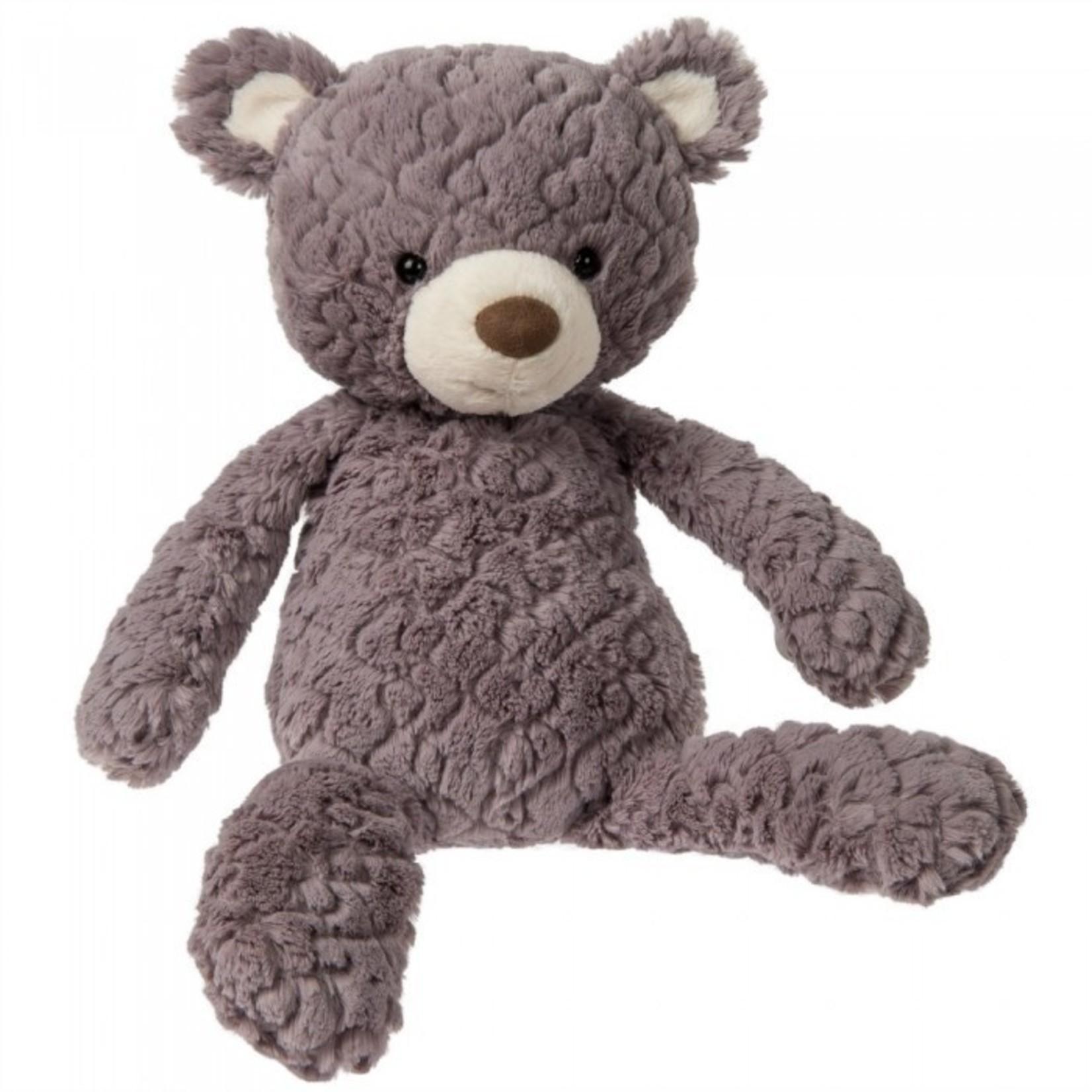 "Mary Meyer Grey Putty Bear - L 20"""