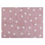 Lorena Canals Polka Dots Pink - White