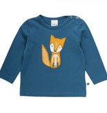 Fred's World Fox Front Long Sleeve Tee