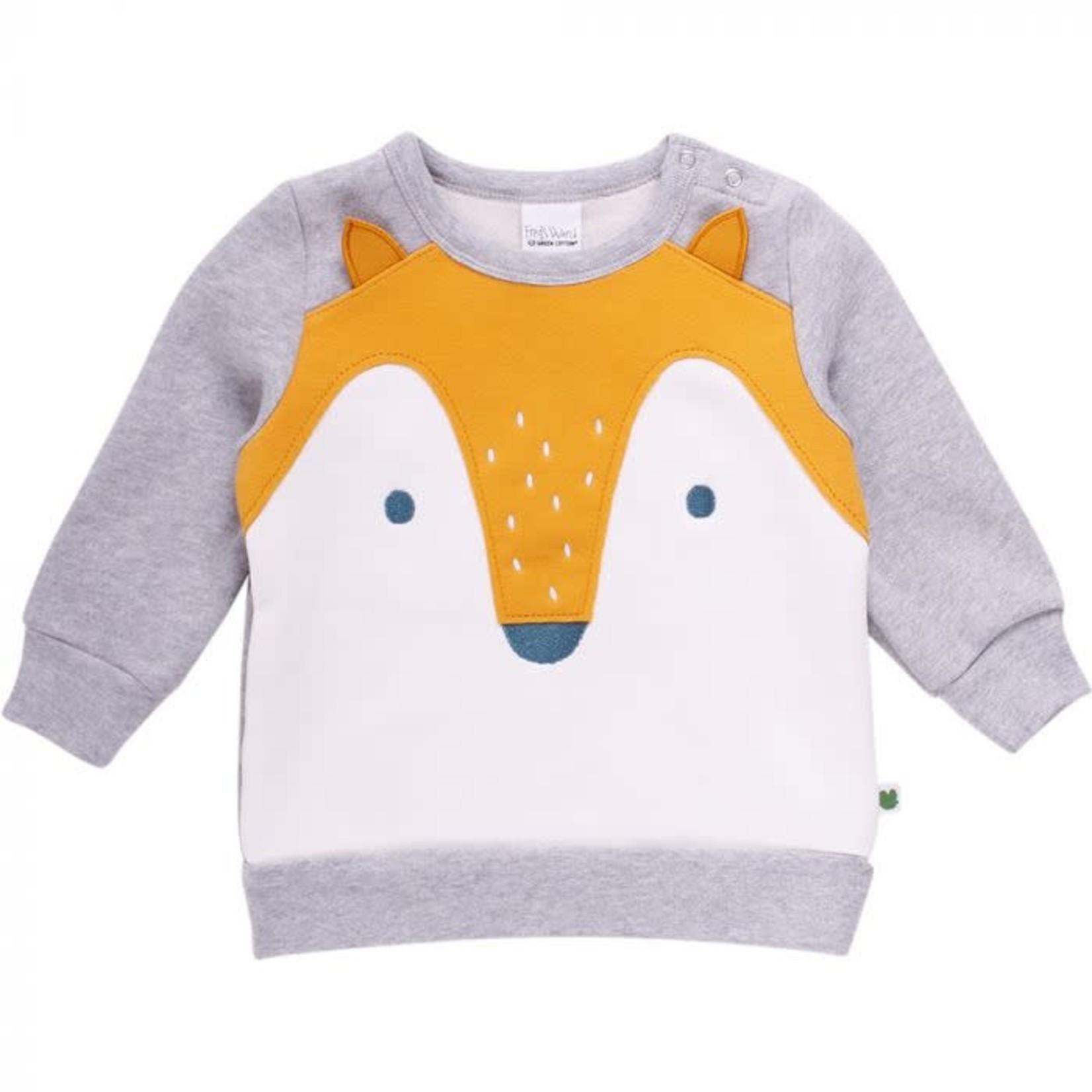 Fred's World Fox Sweatshirt