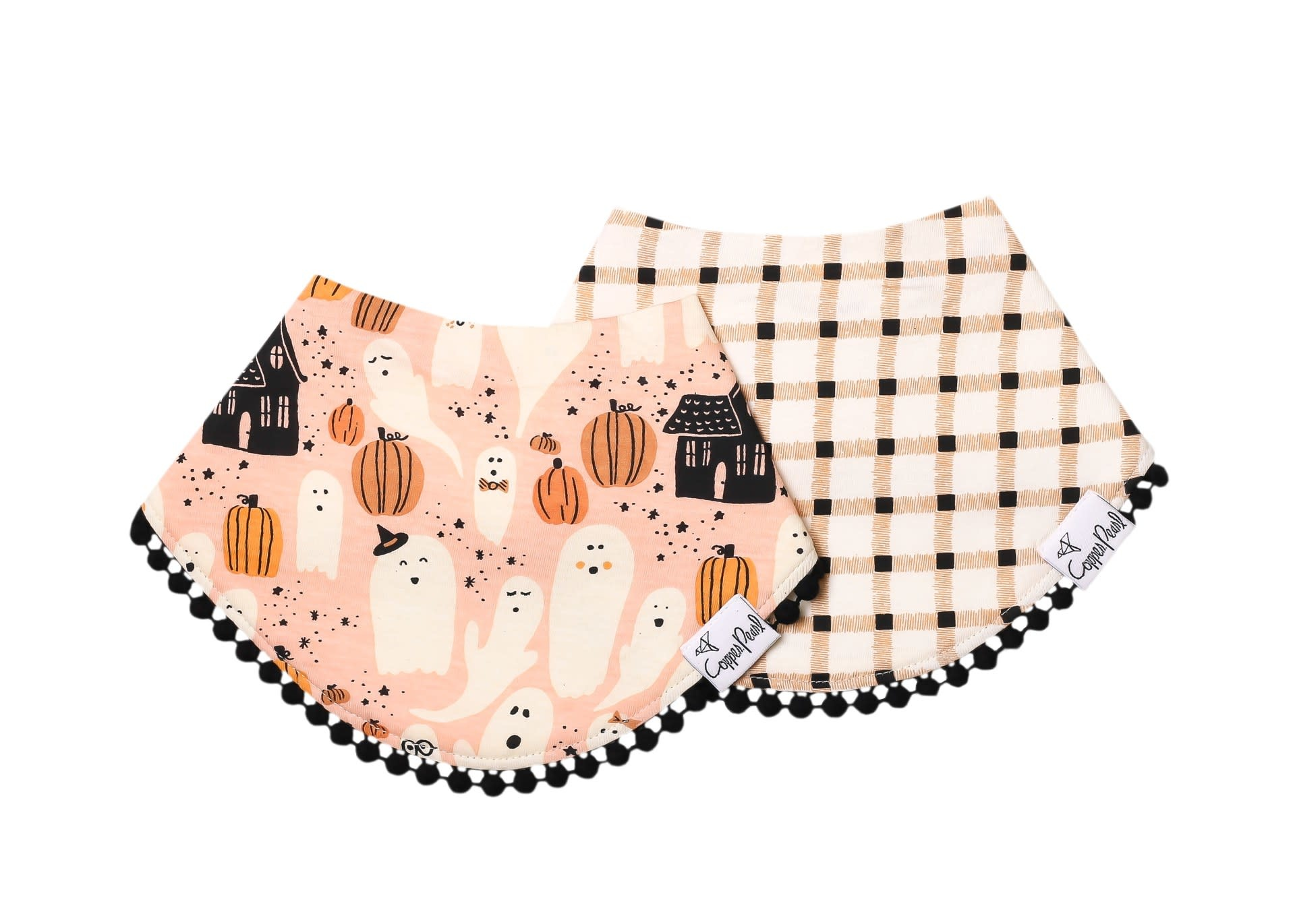 Copper Pearl Bibs Set Casper (2-pack)