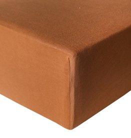 Copper Pearl Premium Crib Sheet Camel