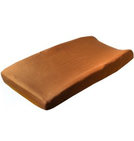 Copper Pearl Premium Diaper Changing Pad Cover Camel
