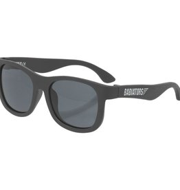 Babiators Babiators Sunglasses - Navigator (Age 0-2) Black Ops
