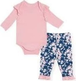 Magnetic Me Aberdeen Magnetic Bodysuit + Pants 0-3M