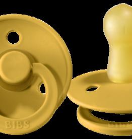 Bibs Pacifier 2 PK Mustard