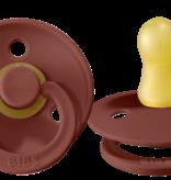 Bibs Pacifier 2 PK Rust