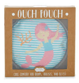 Mud Pie Ouch Pouch Circle Mermaid