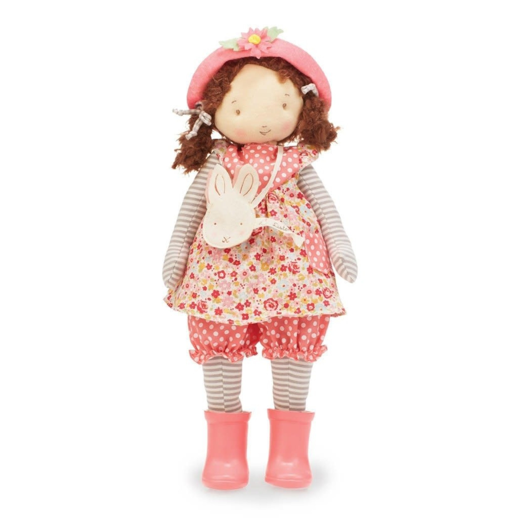 Bunnies By the Bay Daisy Girl Doll - Friend Doll With Mask