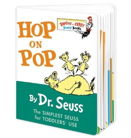 Penguin Random House (here) Hop on Pop, Dr. Seuss (BB)