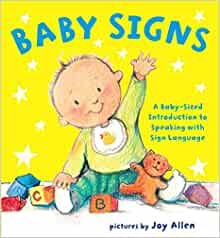 Penguin Random House (here) Baby Signs (BB)