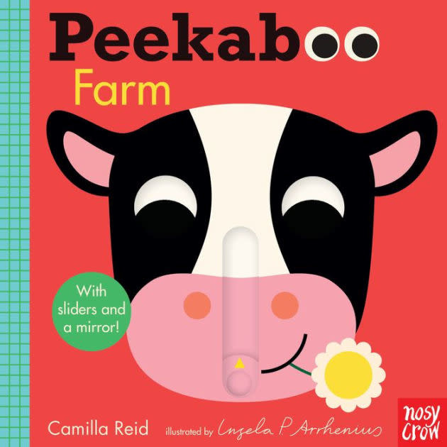 Penguin Random House (here) Peekaboo, Farm