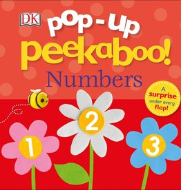 Penguin Random House (here) Pop-Up Peekaboo, Numbers
