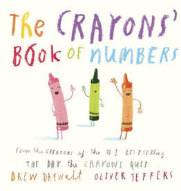 Penguin Random House (here) The Crayons' Book of Numbers