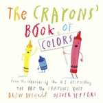 Penguin Random House (here) The Crayons' Book of Colors