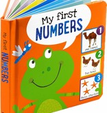 Peter Pauper Press Board Book: My First Numbers