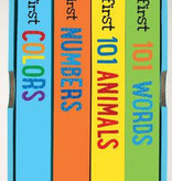 Peter Pauper Press Board Book: I'm Learning My First... (4-Book Set)