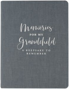 Peter Pauper Press Memories for My Grandchild (Modern Classic Edition)
