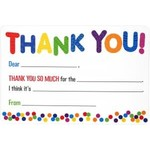 Peter Pauper Press Children's Fill-In Thank You Notes (20 Cards)