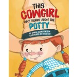 Peter Pauper Press This Cowgirl Ain't Kiddin' About the Potty
