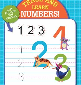 Peter Pauper Press Trace & Learn: Numbers!