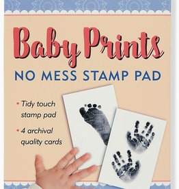 Peter Pauper Press Baby Prints No Mess Stamp Pad