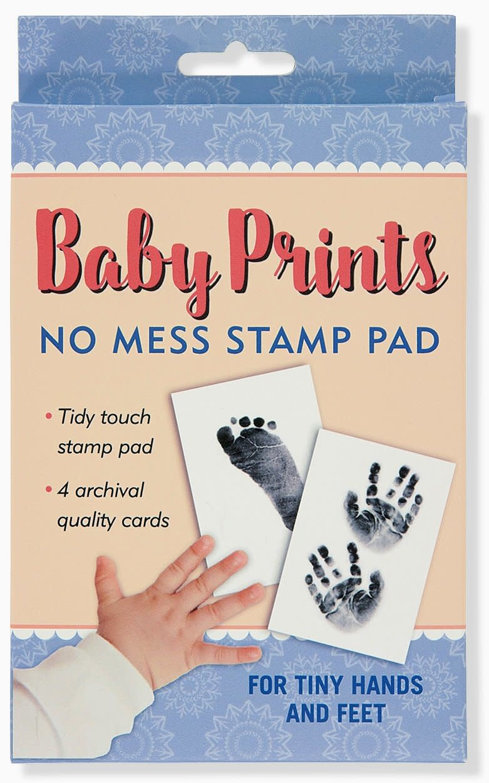 Peter Pauper Press Baby Prints No Mess Stamp Pad