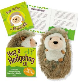 Peter Pauper Press Plush Kit: Hug a Hedgehog