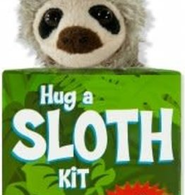 Peter Pauper Press Plush Kit: Hug a Sloth