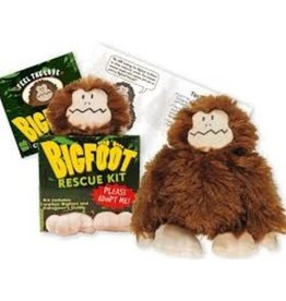 Peter Pauper Press Plush Kit: Bigfoot Rescue
