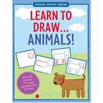 Peter Pauper Press Learn To Draw... Animals!