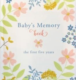 Peter Pauper Press Classic Baby's Memory Book