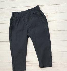 Tea Collection Baby Knit Pants Smokey Blue 12-18m