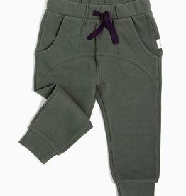 Miles Baby Baby Knit Pant - Khaki
