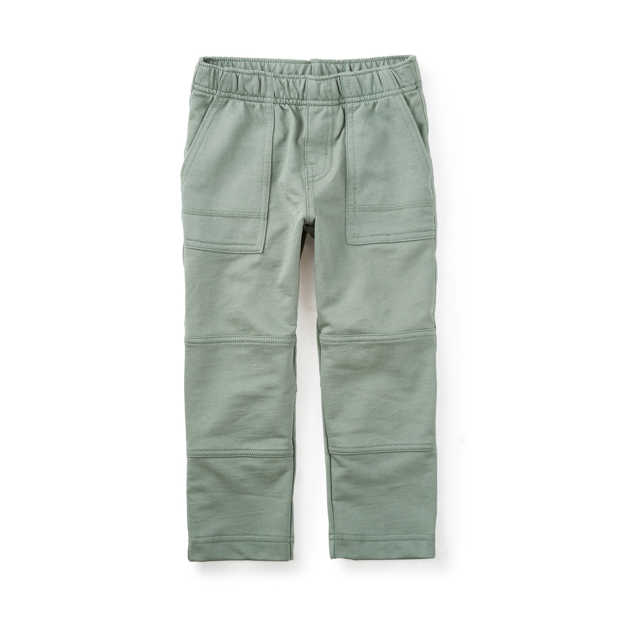 Tea Collection French Terry Playwear Pants - Olive Drab