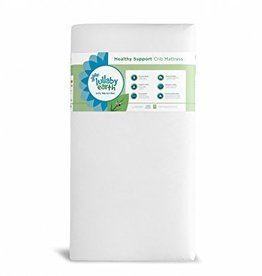 Lullaby Earth Lullaby Earth: Healthy Support Crib Mattress White