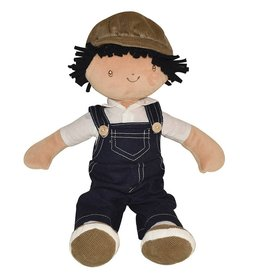 Tikiri Toys Joe with Blue Dungaree with Cap Doll